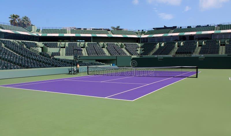 Tennisläger arkivbilder