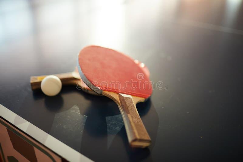 Tennismateriaal royalty-vrije stock fotografie