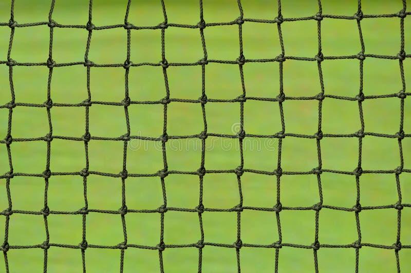 Tennisnetz stockbild