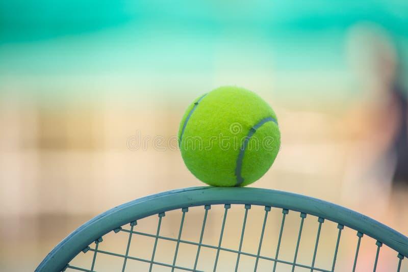Tennissport lizenzfreie stockfotos