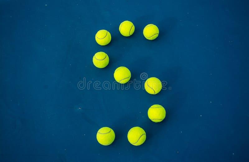 Tennissport lizenzfreies stockbild