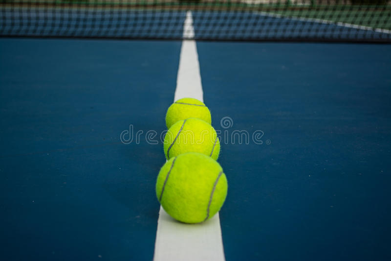 Tennissport lizenzfreie stockfotografie