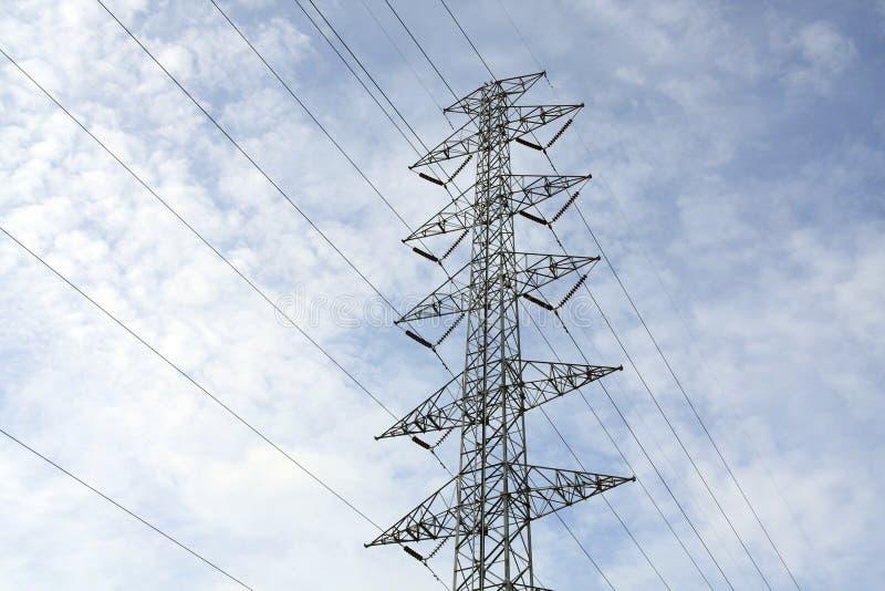 Tension tower-4 image libre de droits
