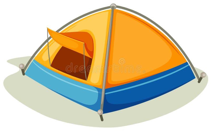 Tent vector illustration