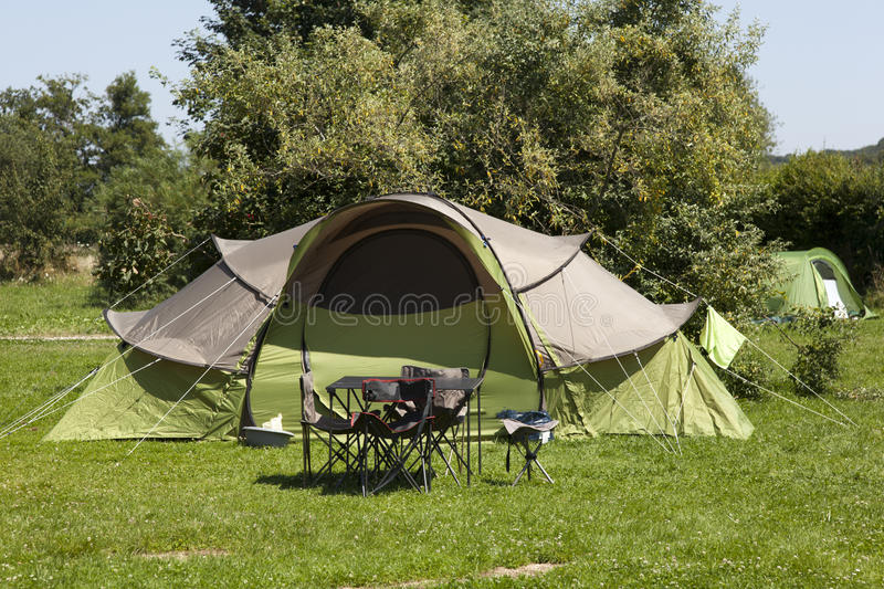 Download Tent stock image. Image of outdoors, leisure, equipment - 26417191
