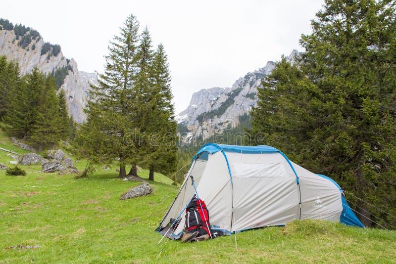 tent royalty-vrije stock foto's