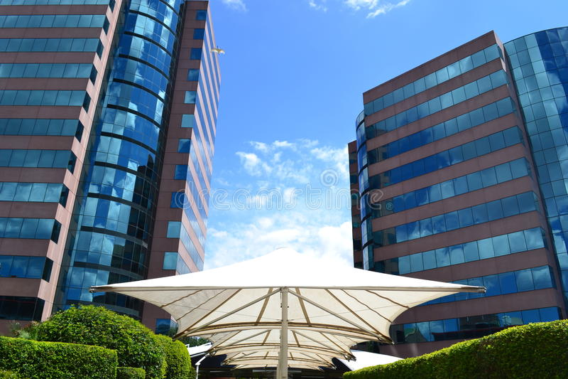 Download Tent and the Buildings stock photo. Image of white, oceania - 21648010