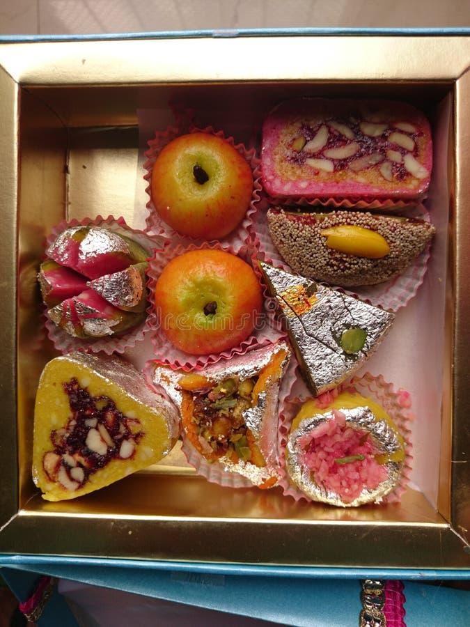 Tentaciones dulces foto de archivo libre de regalías