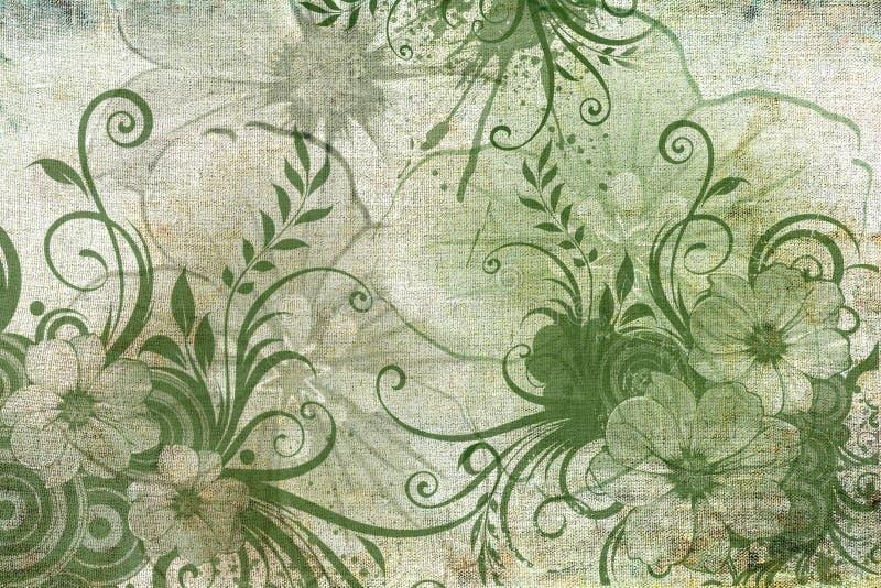 Tentazione floreale royalty illustrazione gratis