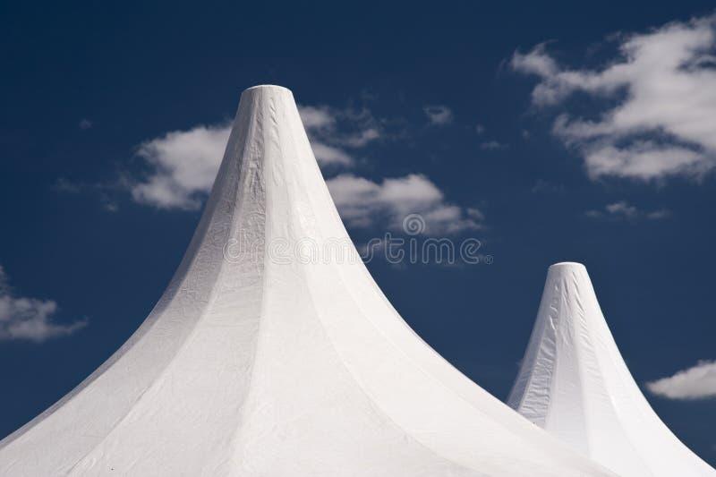 Tente de chapiteau photo stock