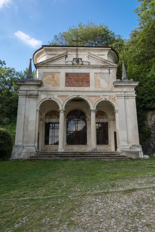 Free Tenth Chapel At Sacro Monte Di Varese. Italy Royalty Free Stock Photography - 88687327
