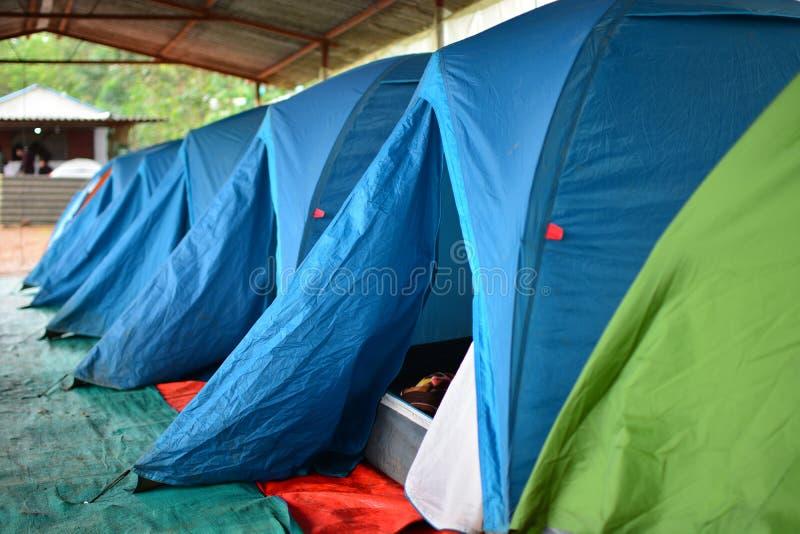tents arkivfoton