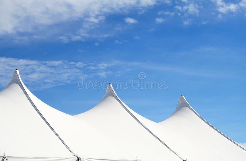 tents royaltyfri foto