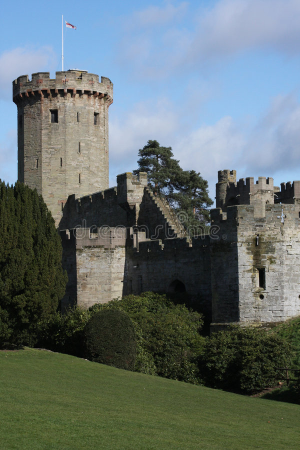 Download Tents at Warwick Castle stock image. Image of historical - 5617845
