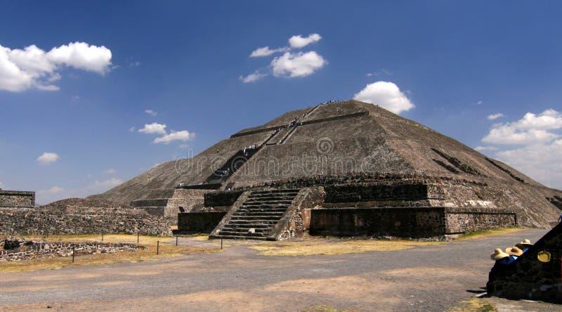 Teotihuacan photos stock