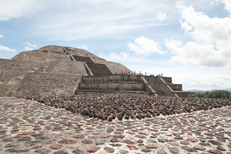Teotihuacan stockfotos