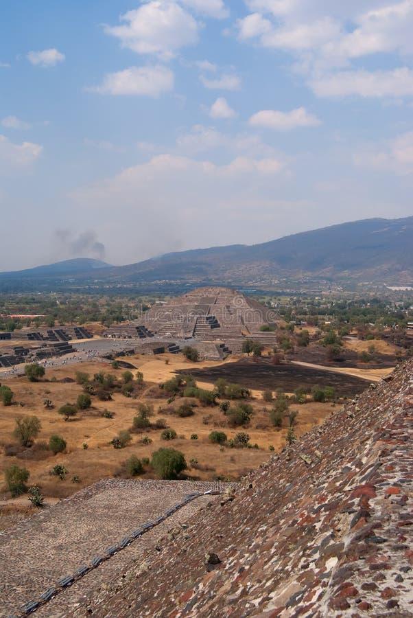 Teotihuacan imágenes de archivo libres de regalías
