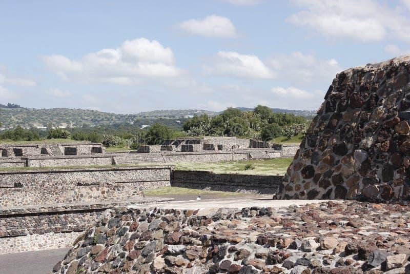 Download Teotihuacan 1 stock image. Image of stone, teotihuacan - 33136213