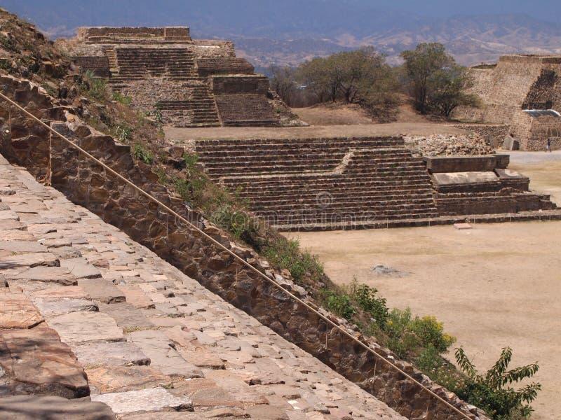 Teotihuacan, México, una civilización precolombina antigua que precedió la cultura azteca foto de archivo libre de regalías