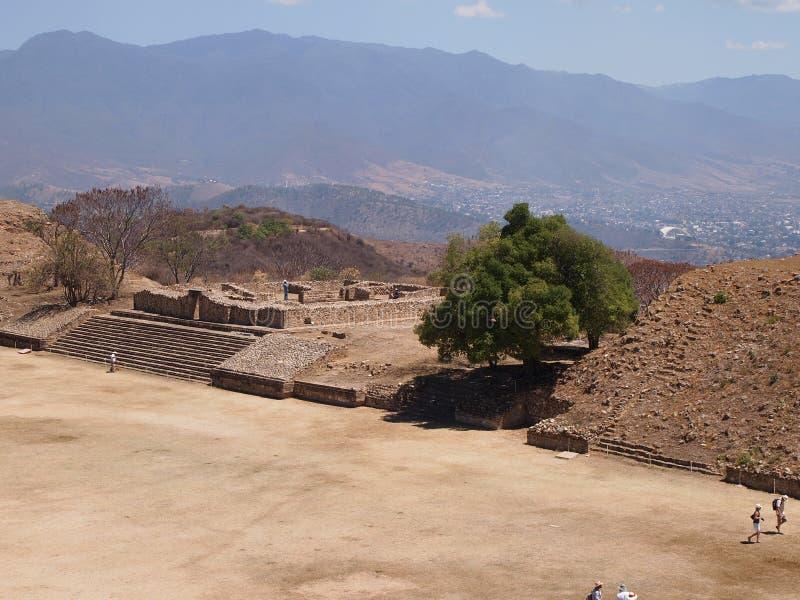 Teotihuacan, México, una civilización precolombina antigua que precedió la cultura azteca imágenes de archivo libres de regalías