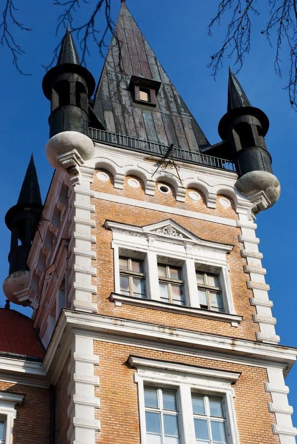 Teplice, república checa fotografia de stock