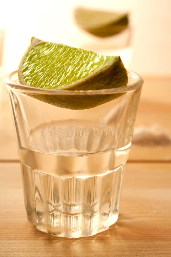 Download Tequila stock photo. Image of natural, slice, lemon, shot - 11437488