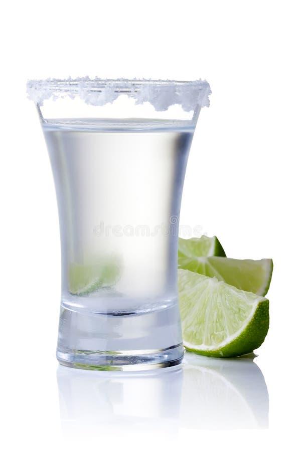 Tequila fotografia stock