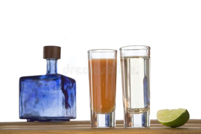 Tequila lizenzfreies stockfoto