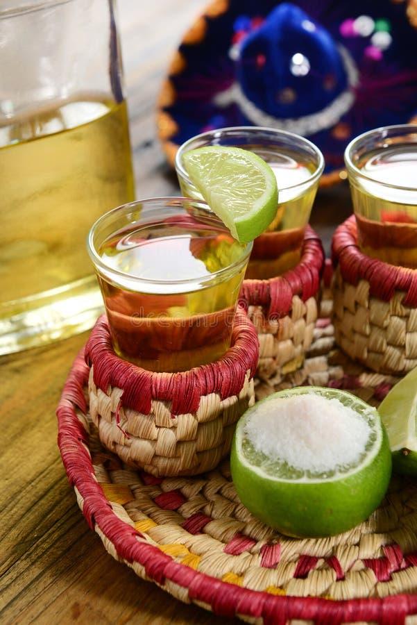 tequila stock foto's