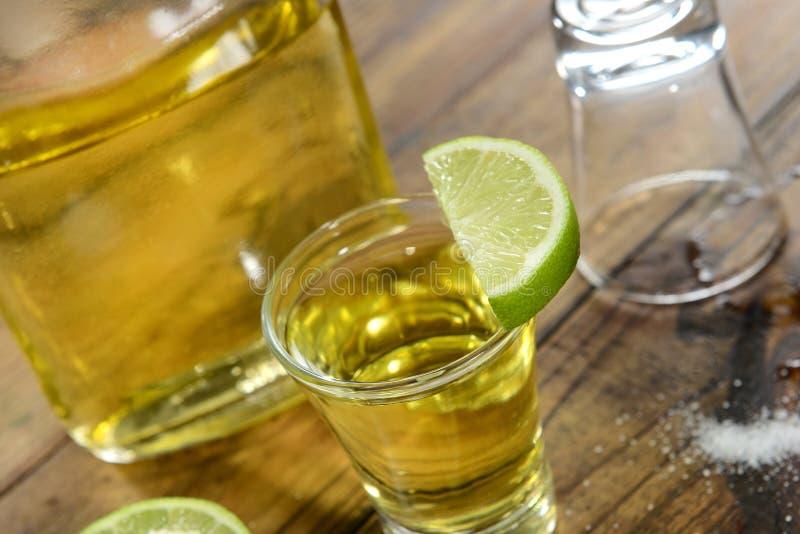 tequila royalty-vrije stock afbeeldingen