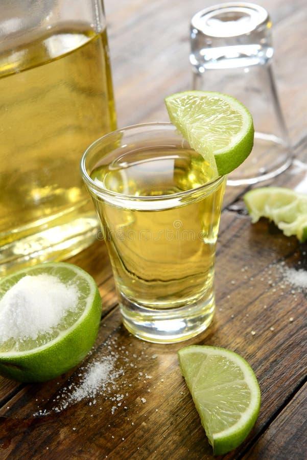 tequila royalty-vrije stock fotografie