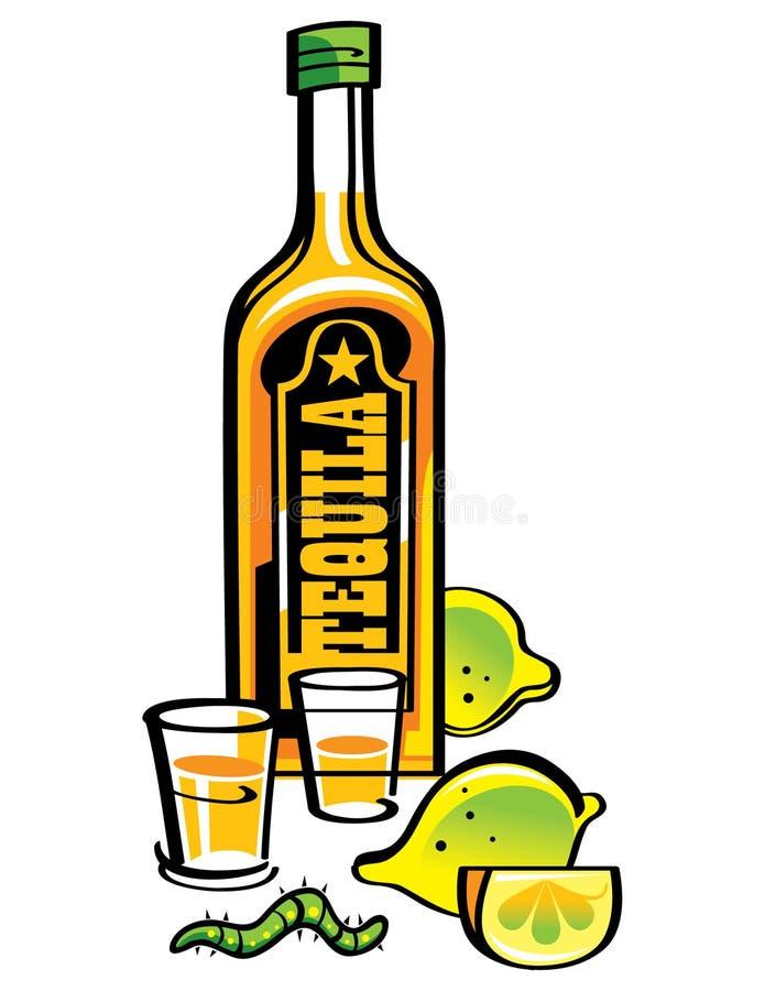 tequila ilustracji