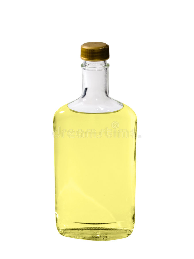 Tequila d'isolement image stock