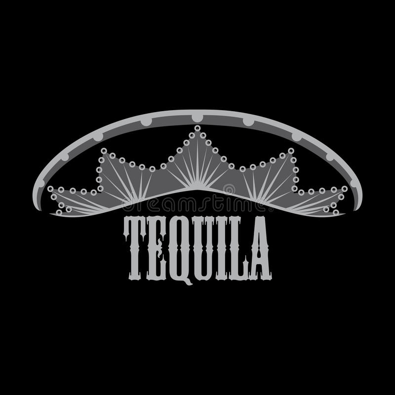 Tequila mexicano foto de archivo libre de regalías