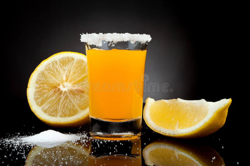 Download Tequila shot stock image. Image of glass, alcohol, tequila - 21967931