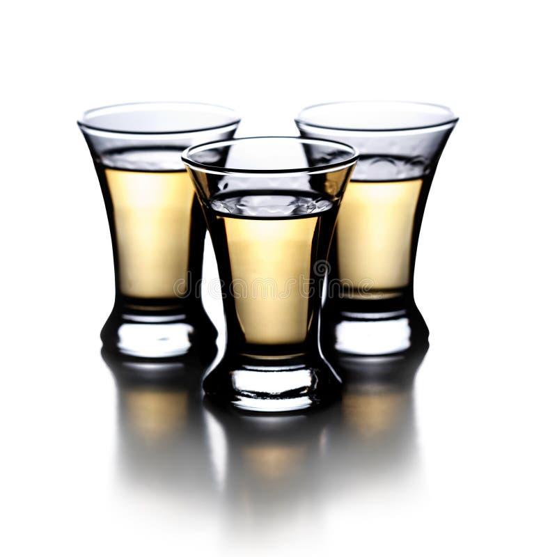 Tequila strzały obraz royalty free
