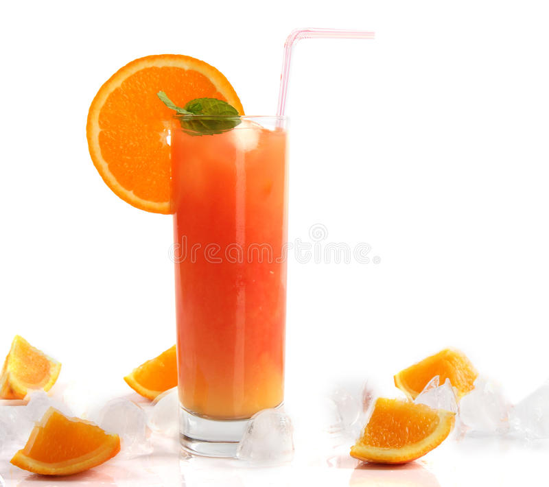 Download Tequila sunrise stock photo. Image of cube, glamour, alcohol - 19588328