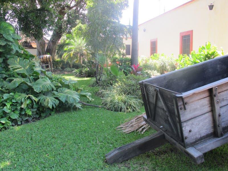 Tequilasboerderij op deel drie van Mexico royalty-vrije stock fotografie