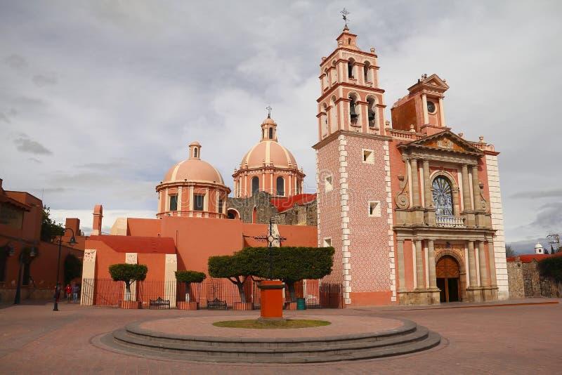 Tequisquiapan II lizenzfreie stockbilder