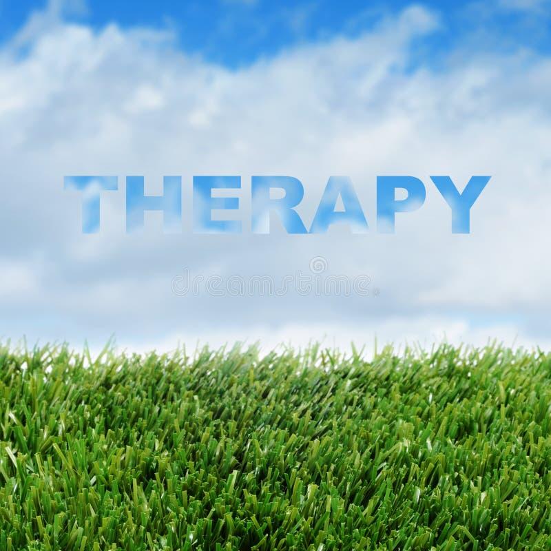 terapia fotos de archivo