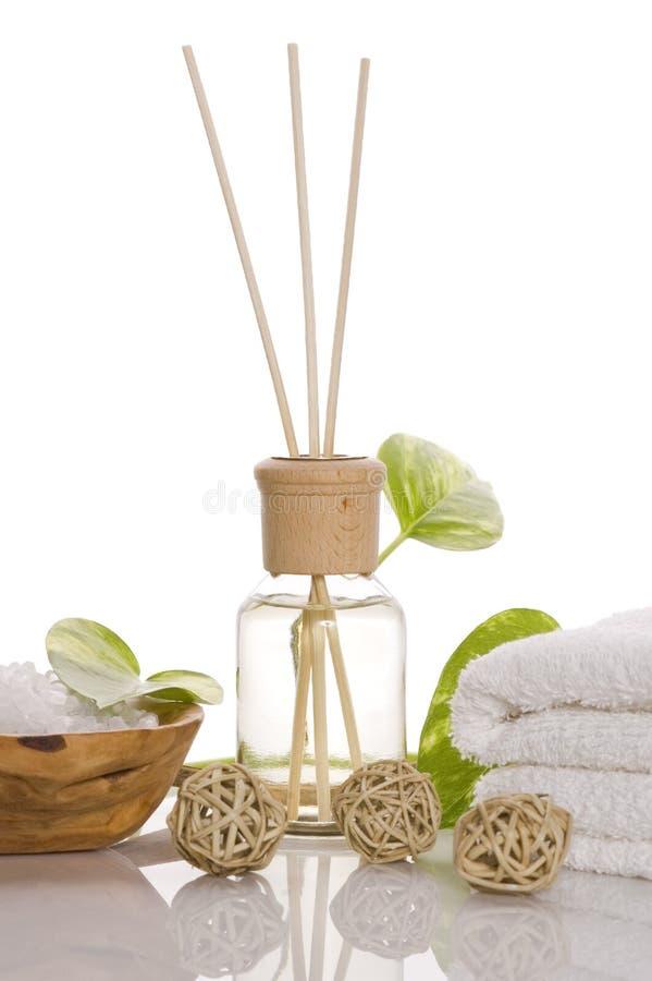 terapia aromat fotografia stock