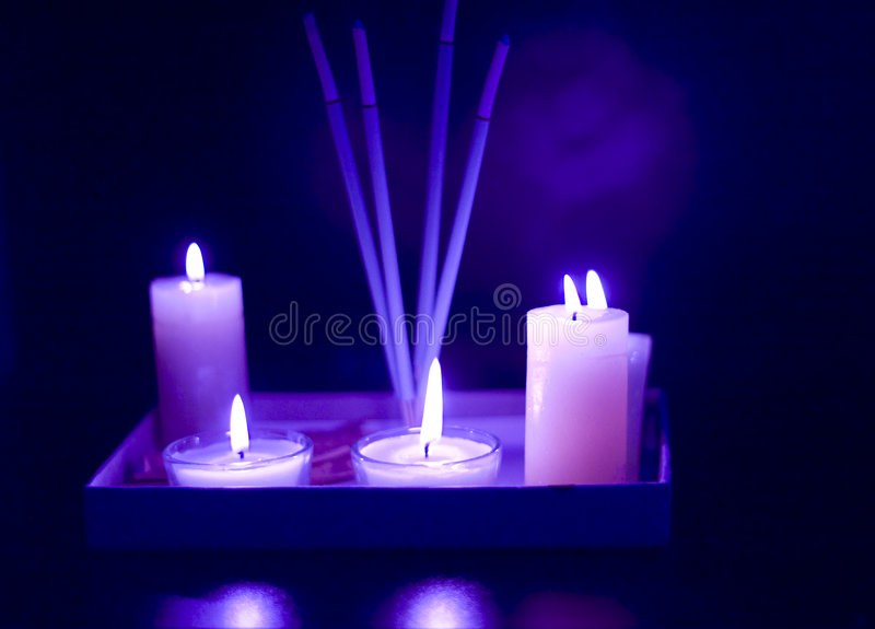 Download Terapia dell'aroma fotografia stock. Immagine di background - 7301690