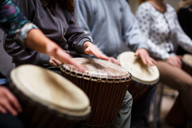 Terapia muzyką obraz royalty free
