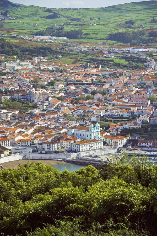 Terceira Island, Azores, Portugal royalty free stock photo