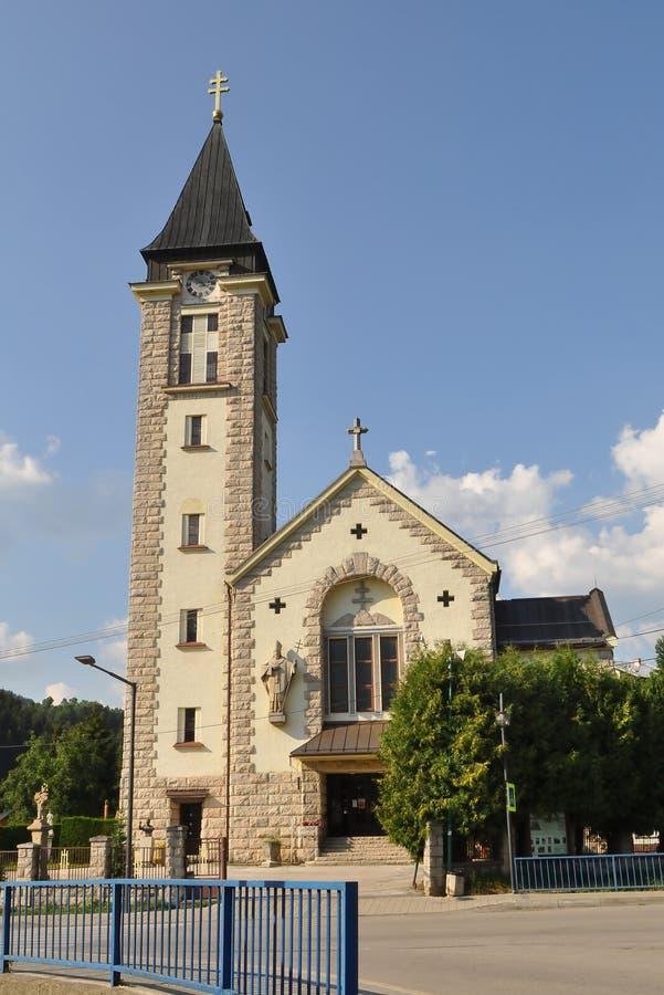 Terchova, Slovacchia immagini stock libere da diritti