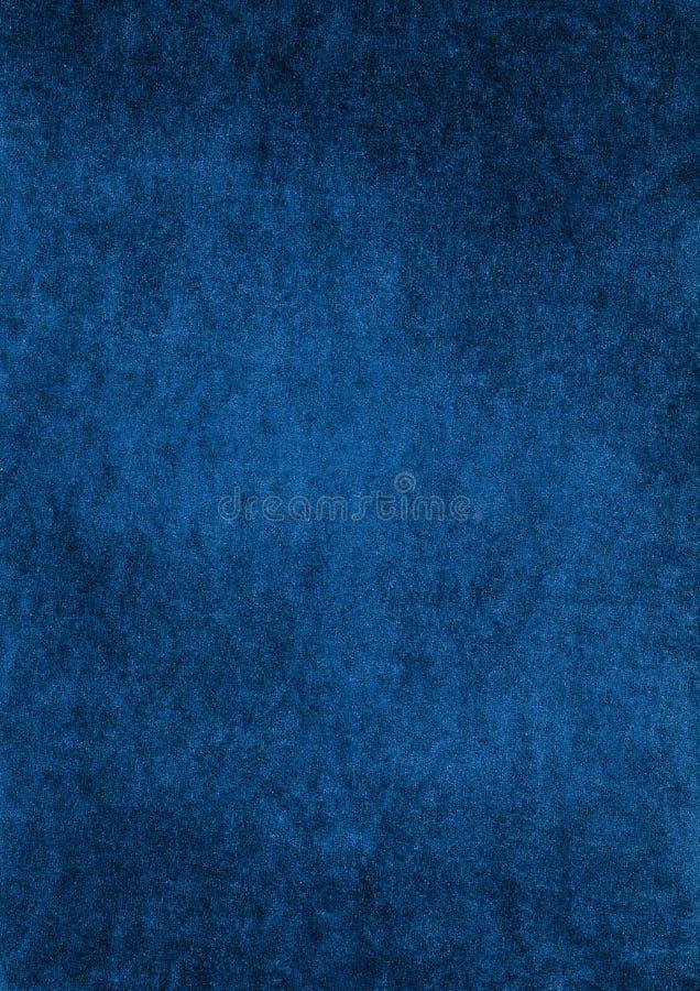 Terciopelo azul. imágenes de archivo libres de regalías