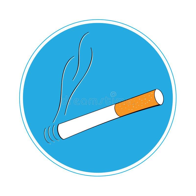 terenów palacze ilustracji