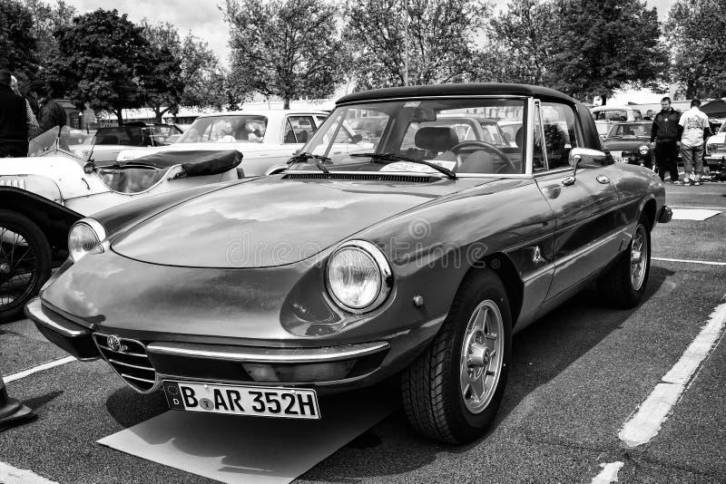 Terenówka Alfa Romeo Spider zdjęcie stock