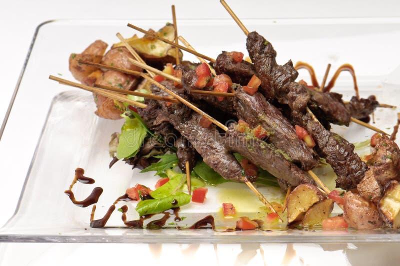 teriyaki βόειου κρέατος στοκ φωτογραφία