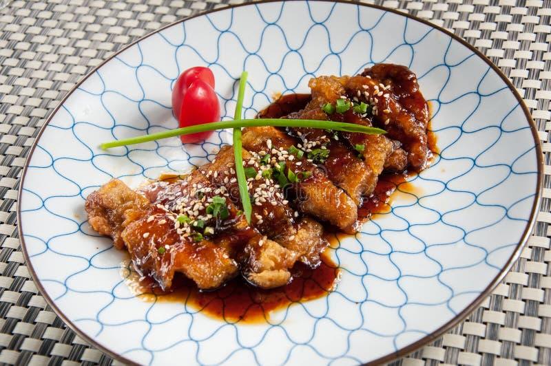 teriyaki κοτόπουλου στοκ εικόνα με δικαίωμα ελεύθερης χρήσης